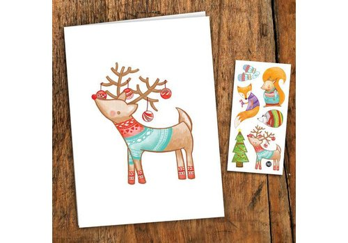 pico Carte de souhait- Noël