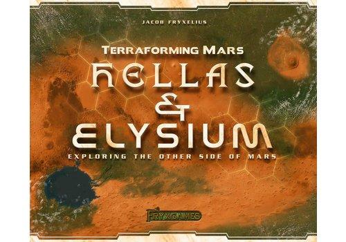Terraforming Mars Extension : Hella & Elysium
