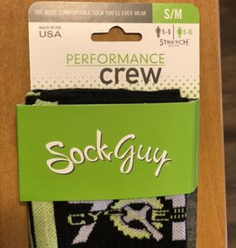 Sock Guy 701 Logo socks