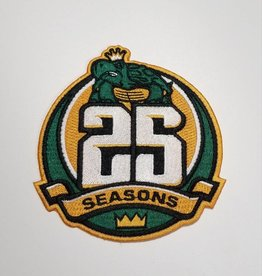 25th Patches