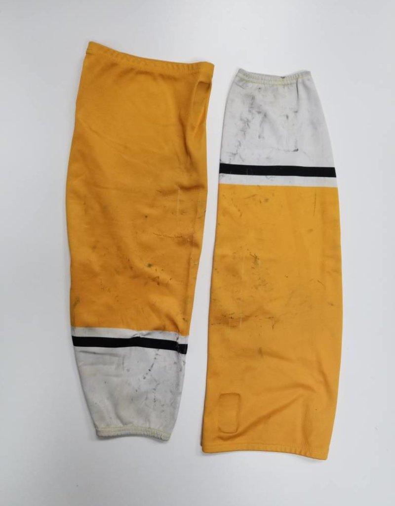 HO Gold/White Practice Socks