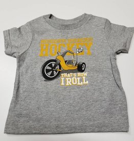 Toddler Heather Tee