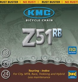 KMC Z51RB Chain: Rustbuster