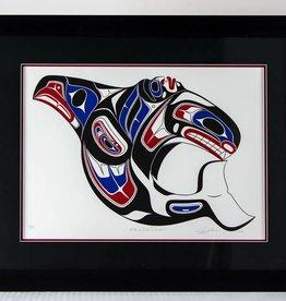 Shorty, Richard Killer Whale Design