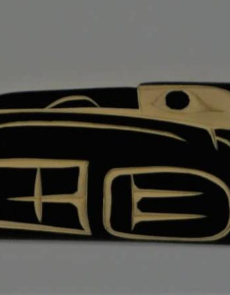 Krawchuck, Richard Loon Carving