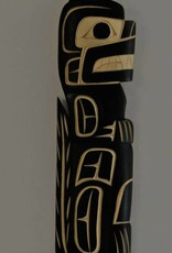 Krawchuck, Richard Wolf Carving