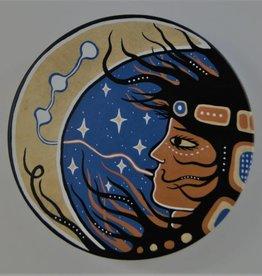 Pawis-Steckley, Joshua Mangeshig Sky Woman - Drum