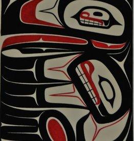 Amos, Darrel Haida Raven