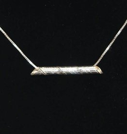 Chance Adrian Gesinghaus Eagle Spiral Necklace