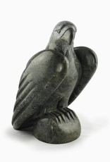 Moose, Howard Bald Eagle Soapstone Carving