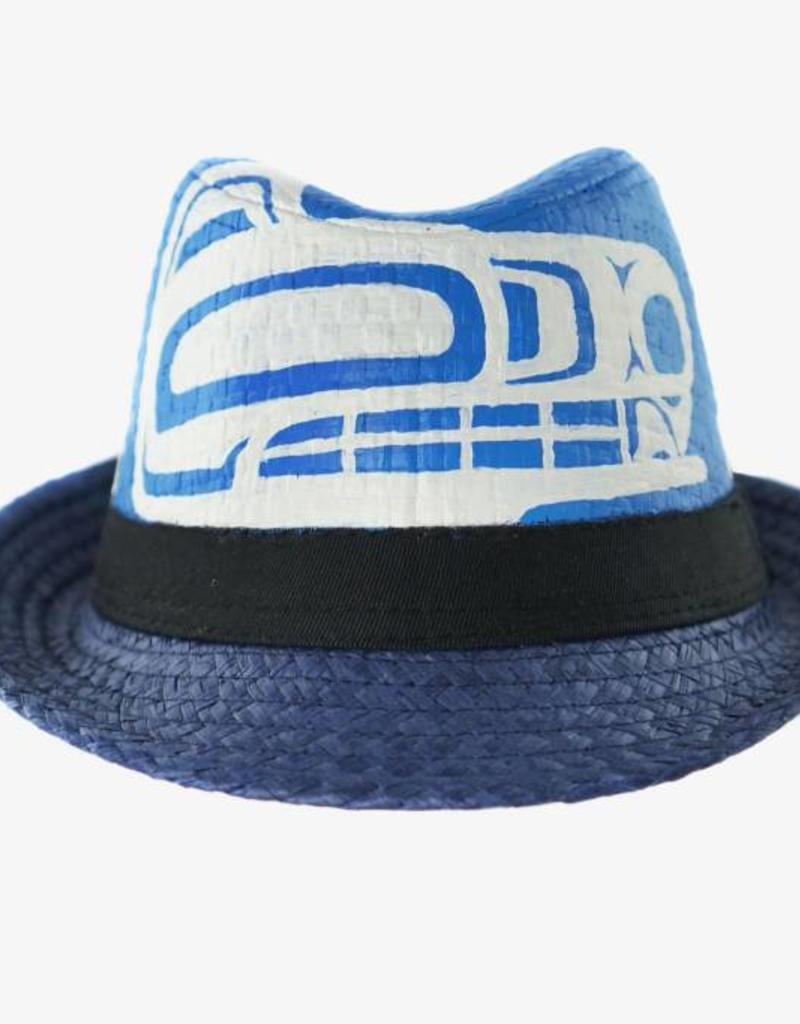 Parnell, Eric Spirit Wolf Trilby Hat