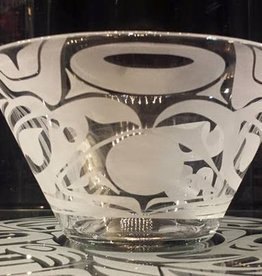 Michael Russell Bowl Glass