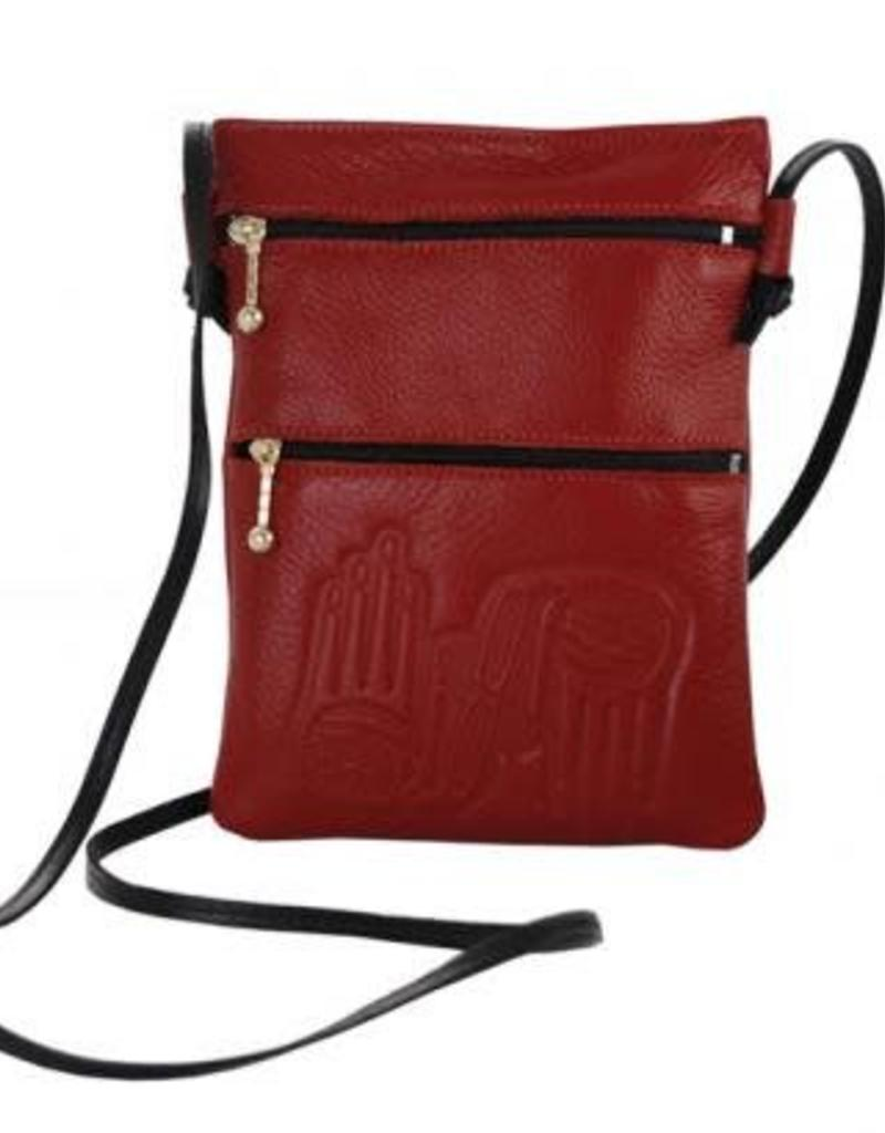 Panabo Sales Dorothy Grant Red -Passport holder