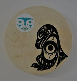 Gerry Sheena Raven Returns Light Drum