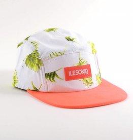 Ile Soniq 5-PANEL CAMO FLORAL PRINT HAT