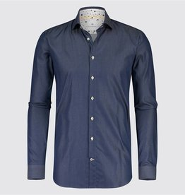 Blue Industry Micro Dot Dress Shirt