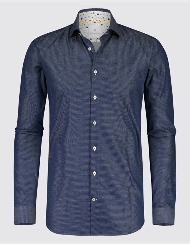 Blue Industry Micro Dot Shirt