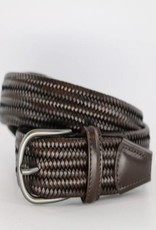 Anderson's Woven Stretch Leather Belt