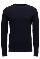 Samsoe & Samsoe Waffle Long Sleeve Sweater