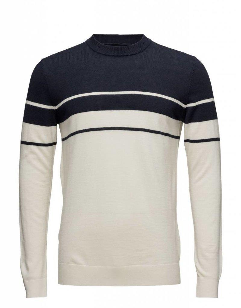 Samsoe & Samsoe Light Wool Stripe Sweater