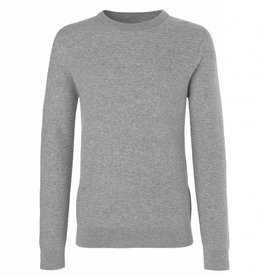 Samsoe & Samsoe Herringbone Wool Cashmere Sweater