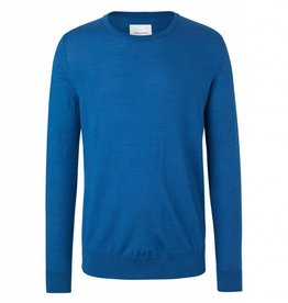 Samsoe & Samsoe Merino Wool Crew Neck Sweater