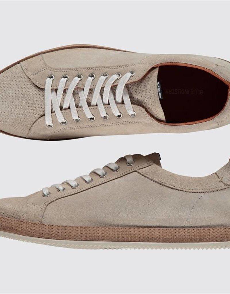 Blue Industry Suede Shoe