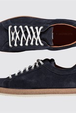 Blue Industry Suede Shoes