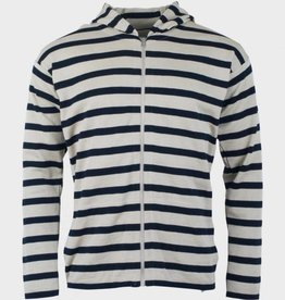 S.N.S. Herning Hoodie Stripes Sweater Jacket
