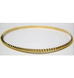 2.8mm Gold Bangle