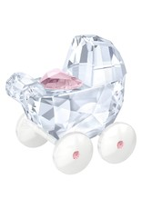 Swarovski Swarovski Baby Carriage (Pink)