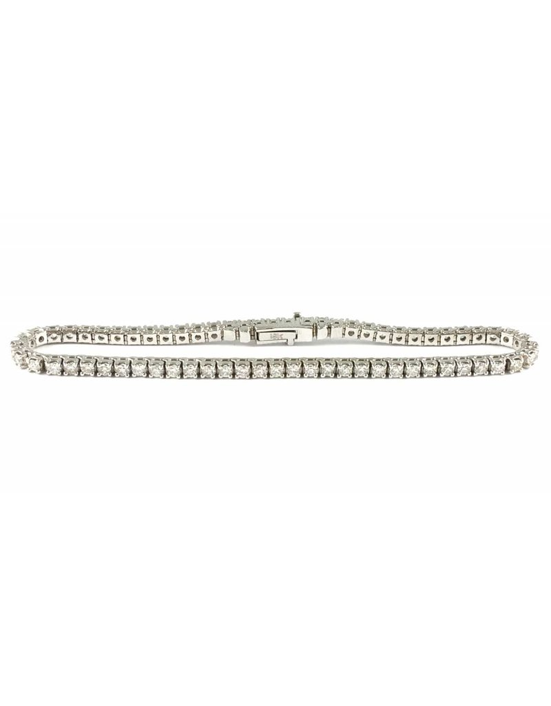 Diamond Tennis Bracelet (2.80ctw)
