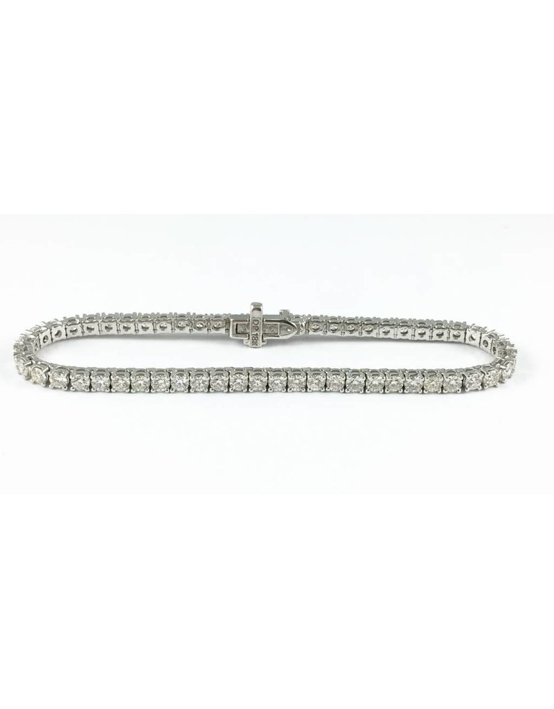 Diamond Tennis Bracelet (5.88ctw)