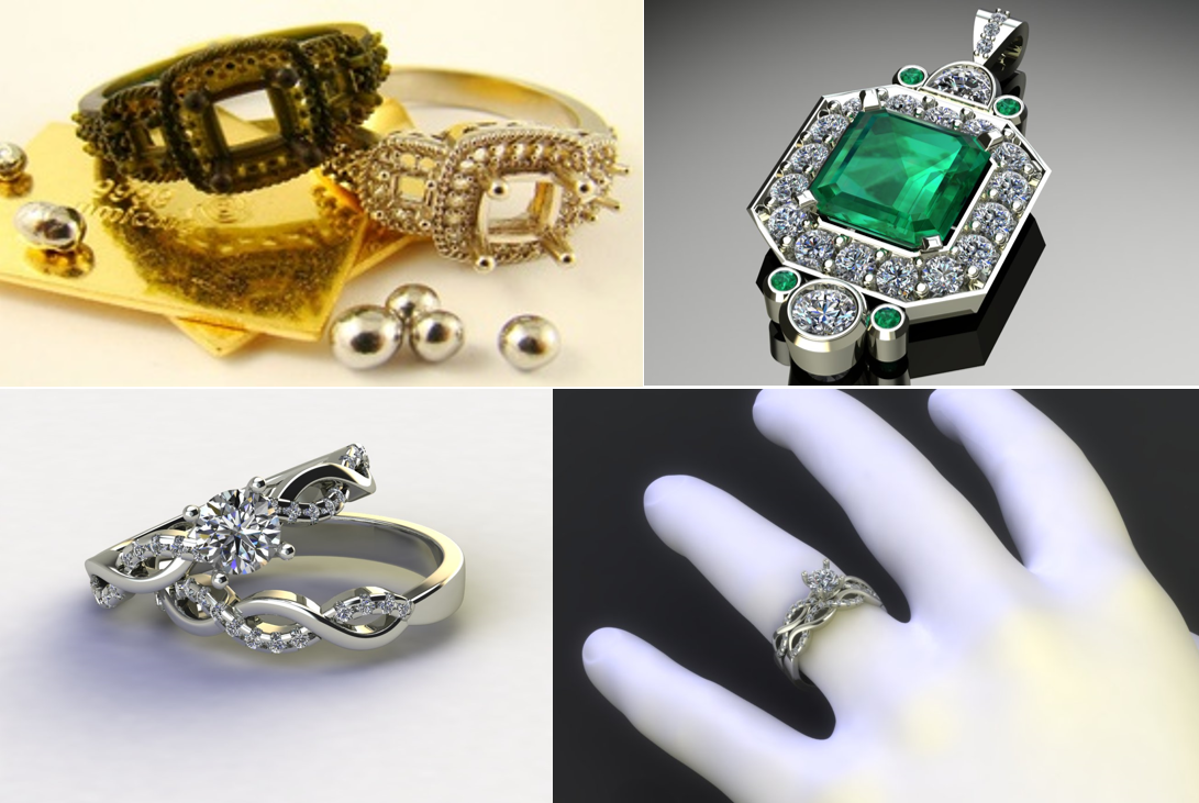Custom Designer Jewellery in Edmonton, AB