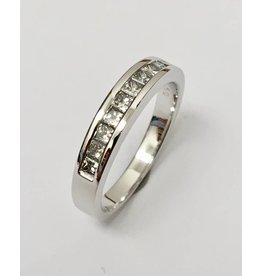 Princess Diamond Band (0.50ctw)