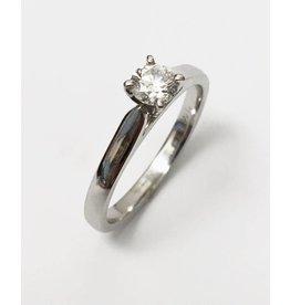 0.33ct Round Solitaire Diamond