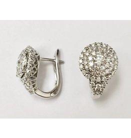 Diamond Earrings (1.81ctw)