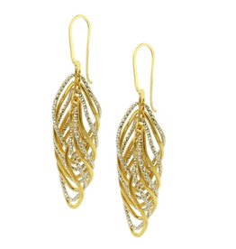 Frederic Duclos Vortex Earrings