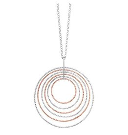 Frederic Duclos Halo Necklace