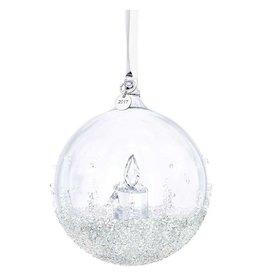 Swarovski 2017 Christmas Ball Ornament