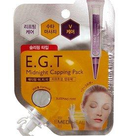 Mediheal Mediheal EGT逆時抗皺活膚保濕導入晚安面膜