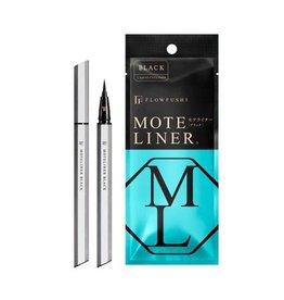 Flowfushi Mote Liner 工匠級眼線液漆黑
