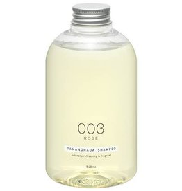 Tamanohada Shampoo 003Rose 玫瑰味洗髮水
