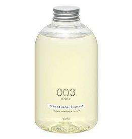TAMANOHADA Tamanohada Shampoo 003Rose 玫瑰味洗髮水