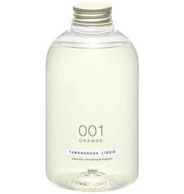 Tamanohada Liquid 001 Orange 橙香味沐浴露