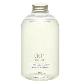 TAMANOHADA Tamanohada Liquid 001Orange 橙香味沐浴露