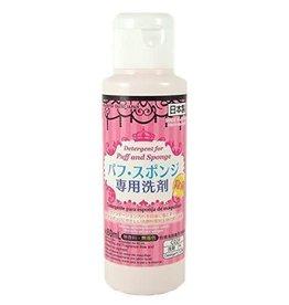 Daiso大創粉撲專用清潔劑