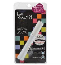 Eyemania Eyemania 1 Day 礦物300%加長濃密防水保濕黑色睫毛膏