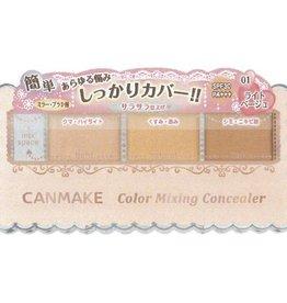 Canmake Canmake 混色遮瑕 (01 淺膚色)