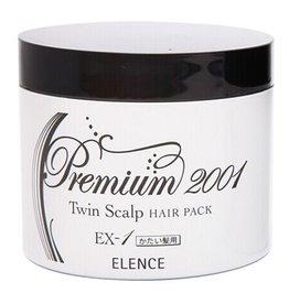 Elence Elence 防脫髮, 生髮專用髮膜護髮素ex-1硬髮用
